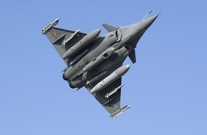 A Rafale can carry more than its weight