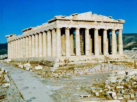 Athena Parthenos: lots of energy to build, metal therein.