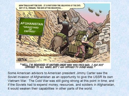 Secret Agencies of The USA Organized A Muslim Fundamentalist Mess In Afghanistan, Using Pakistan ISI, And Saudi SIA, To Block French & Russian Influence There