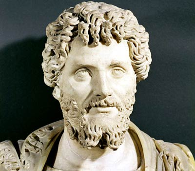 Septimius Severus Pronounced R