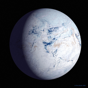 When Snowball Earth Nearly Killed Life