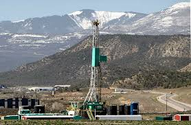 Fracking Near Riffle In The Rockies, Colorado: Where Is Everybody?