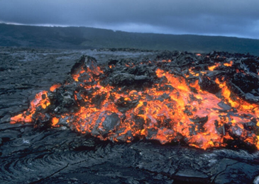 Where Do You Think All This Magma Comes From? Nuclear Fission!