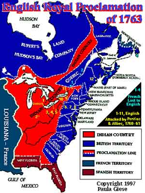 Why The USA Really Got Rid Of The Brits: To Invade Indian Lands