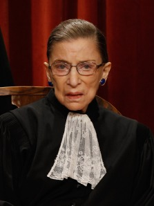 "Supreme Ginsburg, ""Liberal"" Champion, Worth: Only $20 Million. Nothing Else!"