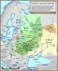 Moscow Did Not Yet Exist, Yet Kiev Ruled A Vast Empire