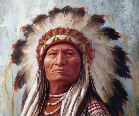 """Red Skin"": Original Native Semantics"