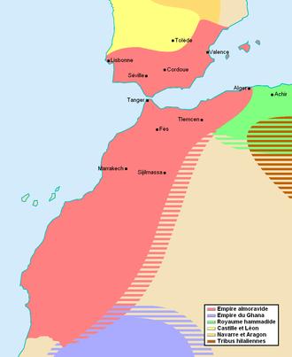 The Almoravide Empire Justifies Several Contemporary Walls