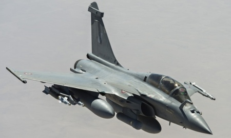 French Rafale Hunting True Believers In Ultimate Violence