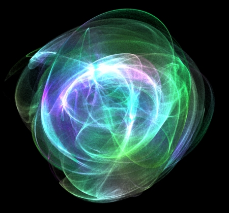 Electrons Make Their Own Space Around The Nucleus