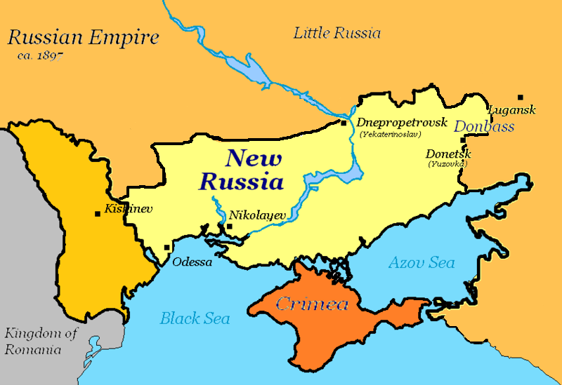 """Putin Wants """"The Big Country"""" Back, & Its Prospect of Endless War"""