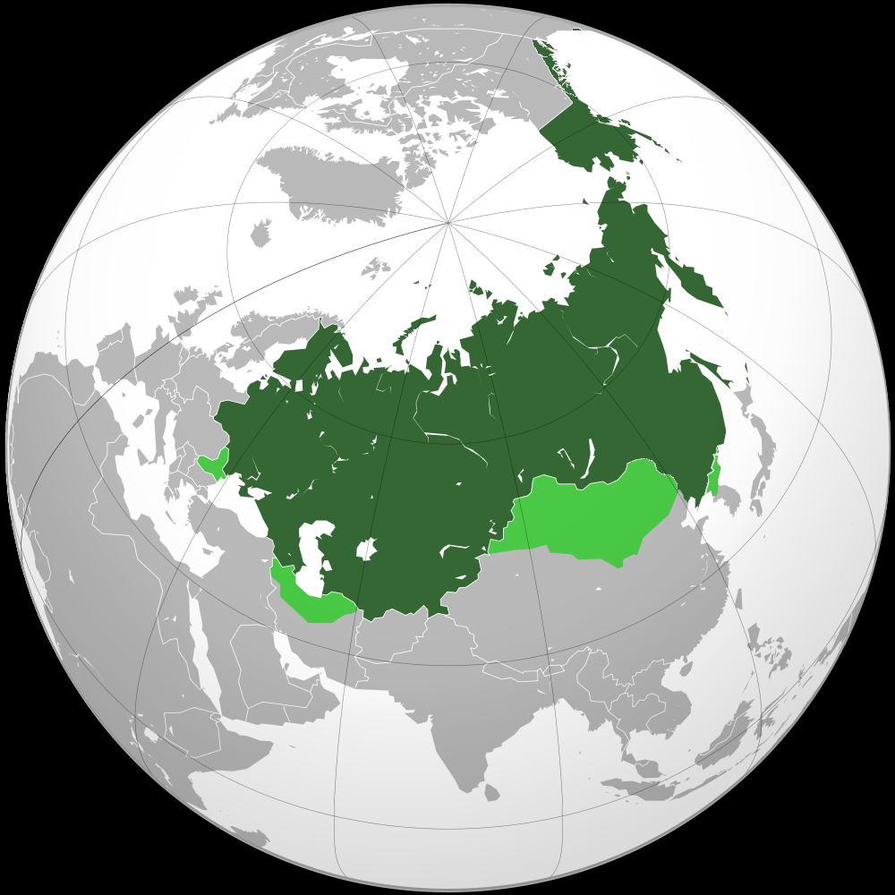 What Putin Wants: Russia, the Big Country. World War Would Be Even Better