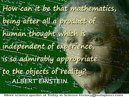 """Because, Albert, Your Brain Was Just A Concentrate Of Experiences & Connections Thereof, Real, Or Imagined. """"Human Thought Independent of Experience"""" Does Not Exist."""