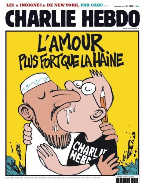 """Love Stronger Than Hatred: """"Cultural Arrogance of the French Nation?"""""""