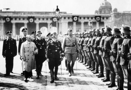Vienna, 1938: Himmler, Heydrich During Their Splendor