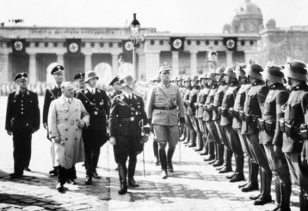 Vienna, 1938: Himmler, Heydrich During Their Splendor