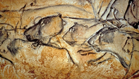 This Is Not Just Art, But Discovery. Grotte Chauvet.