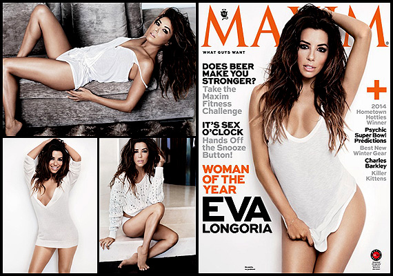 """Eva Longoria, An Actress Whom Obama Consults At 2AM In The White House, To """"Map"""" The Future"""