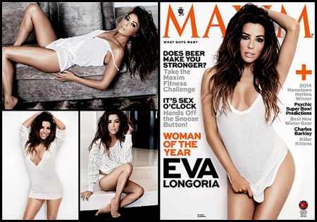 "Eva Longoria, An Actress Whom Obama Consults At 2AM In The White House, To ""Map"" The Future"