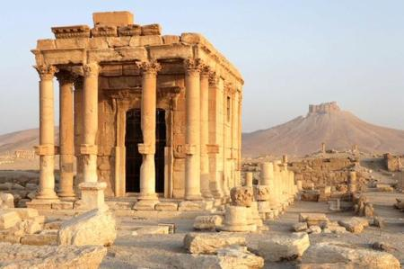 This 2,000 Year Old Temple Was Destroyed By Islamism.