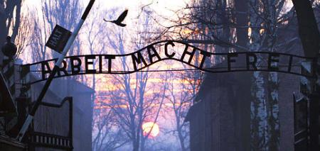 Work Makes Free: the Murderous Nazi Thieves' Outrageous Slogan. The Reality of Nazism Ought To Have Beaten To Death The Soft Fiction Of Deluded Humanism