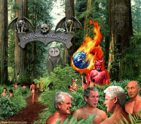 By Excluding Women, The Bohemian Club Proclaims Excluding Half Of Humanity To Start With, Is An Example To Follow