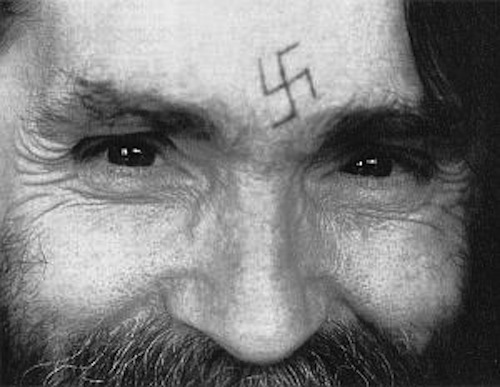 Smiling Manson: Thought Criminal Convicted To Nine Life Terms For Thought Crime Inducing Lethal Inclinations