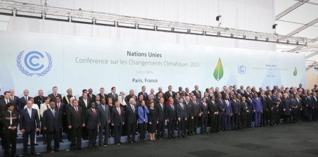 More Than 100 Heads Of States in Paris Unify For Progress