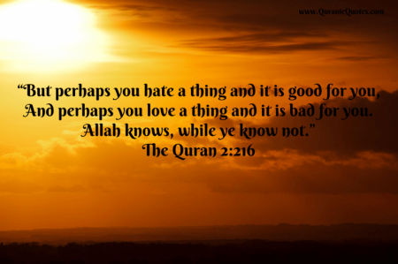 Some Of What's In The Qur'an Can Be Reinterpreted Nicely