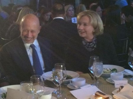 """During These Sumptuous Dinners, The .1% and Their Leading Plutocrats Can Plot In Public. Breathing Together, That's What """"Conspiring"""" Means"""