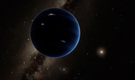 Or Maybe Planet Ninth Is All Frozen, Its Atmosphere All On The Ground?