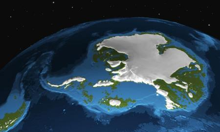 Absent Drastic Measures Immediately, This Miocene Antarctica State Will Happen Right Away. In this picture, the WAIS, in front has collapsed, Wilkes and Aurora basins partly so. Google With my full name and the features to find out more.