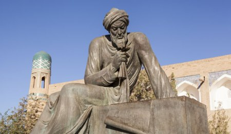 Inventor Of Zero: Uzbekistan Is nearly 3,000 Kilometers from Saudi Arabia. Attributing Algebra To Islam Is Even More Stupid Than Attributing Analytic Geometry To Christianism