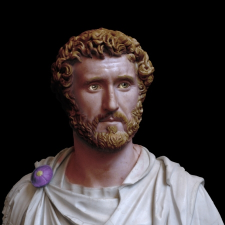"Emperor Antoninus Pius Ruled For Twenty-Two And A Half Years. Pius, A Stoic, Was The Immediate Predecessor of Marcus Aurelius. Yet, A Truly Wise Leader, Following Republican Tradition, He Nominated None Of His Numerous Male Descendants Successor-Designate (""Caesar"")"