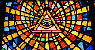 The Eye Is Only All-Seeing Because It Is Full Of Ideas And Theories About What It Sees