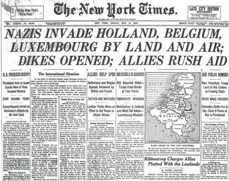 "95% Of Allied Strength Was French, Then. The USA Was ""Neutral"" (That Is, De Facto, Nazi Supporting From Trade & Investment With The Enemy)"