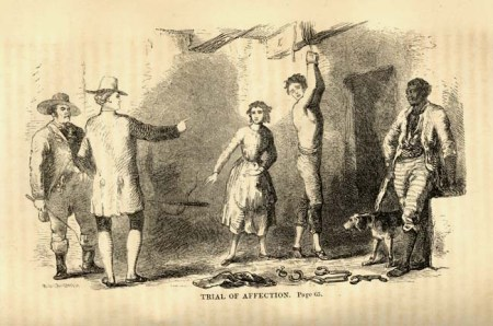 White Slaves, Black Free Man, Were Long A Common Sight In North America