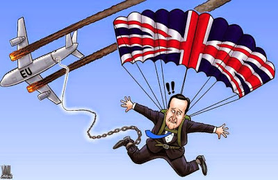 The Idiot Can Jump Out, To Be Torn Apart, The EU Will Fly Better Than Ever