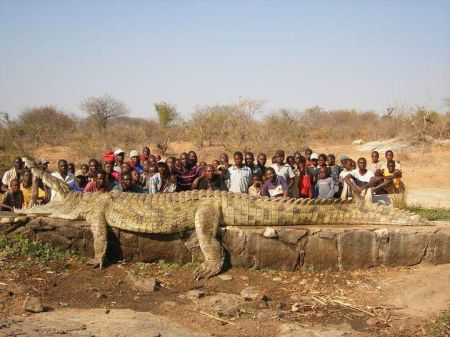 Africans, For Some Reason, Prefer To Enjoy Life Rather Than To Feed The Beasts. Because Villagers In Niger Were Gulped Down At An Unsustainable Rate, The Army, Well Trained By Hunting Jihadists, Was Called In.