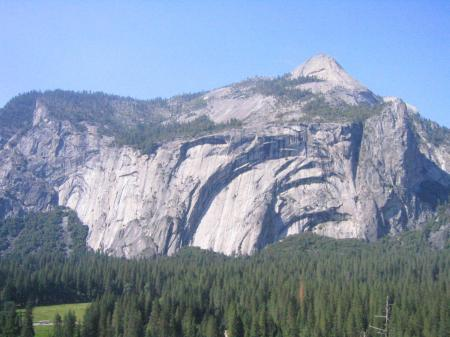 This Entire Landscape Is The Area Which Was Closed To Climbing When Obama Visited For Three Days