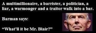 Blair In A Few Words