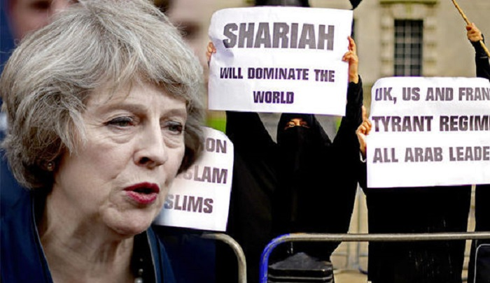 "Sharia ""Of Great Benefit To Women"" Says Britain's Latest Dictator"
