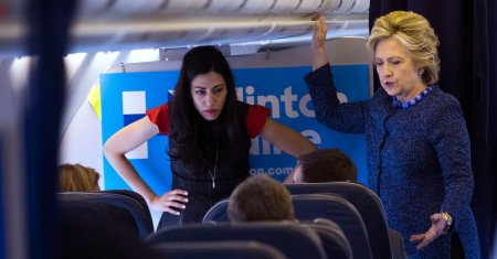 "Huma Abedin, Clinton's ""Daughter"" & Business Woman Extraordinaire Will Say, Or Do, Whatever To Cling To Power"