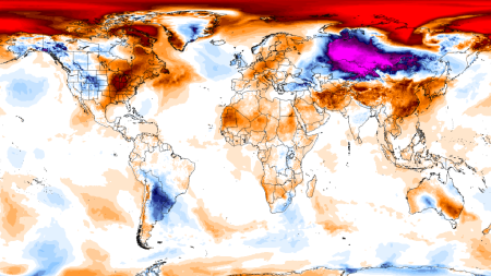 Spectacular Heat Is On Where It Hurts Most: The High Arctic
