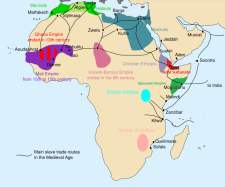 "Africa Enjoyed Slavery For 1200 Years After the Franks Made It Unlawful In Europe. Actually One Of The Argument For Imperial European Control (""Colonization"" Without Colons) Of Africa, Was To Stop The Slavery & Cannibalism There. I don't Object To That Lofty Goal."