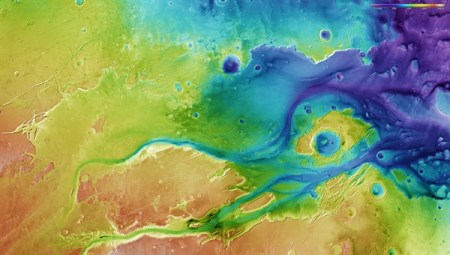 Mars Kasei Valles