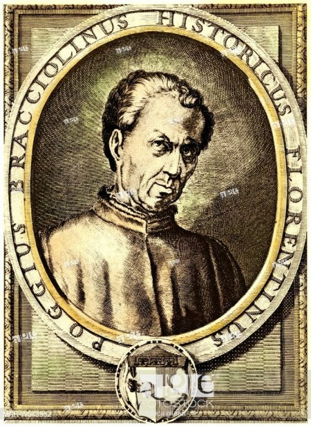 Poggio Bracciolini: Treacherous Destroyer of Catholicism Sitting Pretty In the Highest Position At the Vatican. The Pogge discovered, among other things, Lucretius De Natura Rerum, a 7.500 verses poem, which demolished Christianism, by exposing the philosophy of Epicure, and the associated atomic theory and its holy hyper materialism.